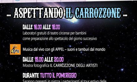 27 e 28 aprile 2019 : Brescia ASPETTANDO IL CARROZZONE