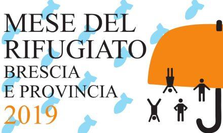 GIUGNO 2019 sarà il mese del rifugiato a Brescia e provincia