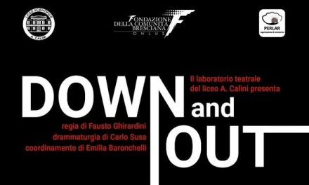 23 ottobre 2019 SPETTACOLO DOWN and OUT